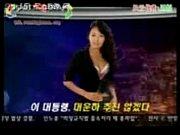 หนังโป๊เกมส์โชว์นักข่าวเกาหลีแก้ผ้าพูดข่าว ยืนร่อนหีเปลือยนมRo89 Pornแต่ลำคนแก่นิดหน่อย แต่น่าขย่ำเย็ดหี