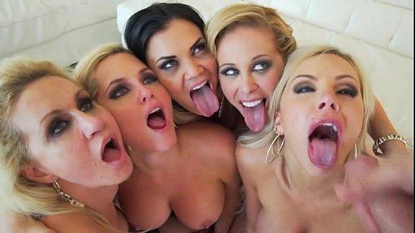รวมเหล่าสาวๆอยากกินน้ำเงี่ยน แลนลิ้นรอชักว่าวไส่หน้าไคร โดนเย็ดต่อคิว สวิงกิ้งแนวฝรั่งมั่วsexporn